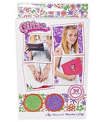 TATTOO SET GLITZA ART - SWEET BUTTERFLYDS