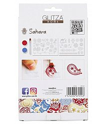TATTOO SET GLITZA HOME - SAHARA